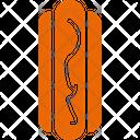 Hotdog Food Sausage Icon