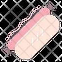 Hotdog Junk Lunch Icon