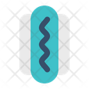 Fastfood Hotdog Sausage Icon