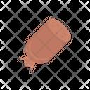 Hotdog Food Bakery Icon