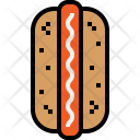Hotdog Cook Cooking Icon