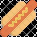 Hotdog Dog Fast Icon