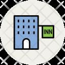 Hotel Inn Lodge Icon