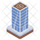 Hotel Architecture Commercial Building Icon