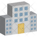 Building Commercial Building Hotel Icon