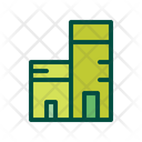 Hotel Mall Tower Icon