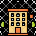 Hotel Wifi Resort Icon