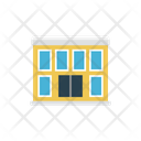 Hotel Apartment Motel Icon