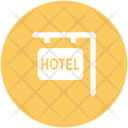 Hotel Hanging Info Icon