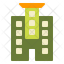 Hotel Apartment Room Icon