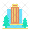 Hotel Front Icon