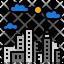Travel City Urban Icon