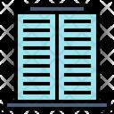 Building Hotel Office Icon Icon
