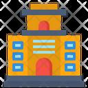 Building City Hotel Icon