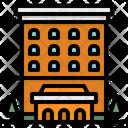 Hotel Trip Hostel Icon