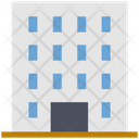 Summer Building Hotel Icon