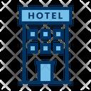 Hotel Holidays Travel Icon