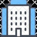 Hotel Buildings Hostel Icon