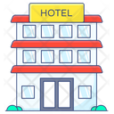 Building Hotel Motel Icon