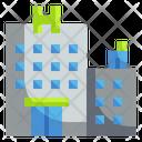 Hotel Travel Resort Icon