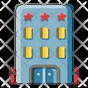 Hotel Lodge Tourism Icon