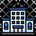 Hotel Architecture City Icon