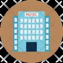 Hotel Lodge Luxury Icon
