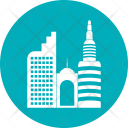 Building Enterprise Office Icon