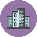 Hotel Company Appartment Icon