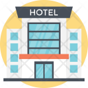 High Building Hotel Icon