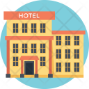 Building Hotel High Icon