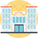 Hotel High Rise Building Icon