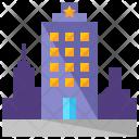 City Hotel Restaurant Icon