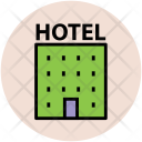 Hotel Inn Public Icon
