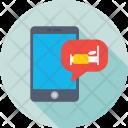 Hotel App Mobile Icon
