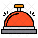 Bell Hotel Service Icon