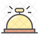 Bell Front Desk Icon