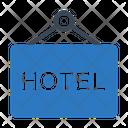 Hotel Board Icon