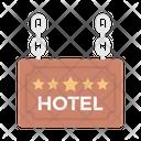 Hotel Board Hotel Board Icon