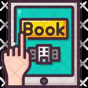 App Booking Hotel Icon