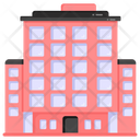 Motel Hotel Hotel Building Icon