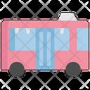 Hotel bus Icon