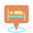 Hotel Location Icon