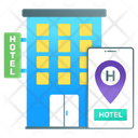 Hotel Location Icon