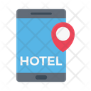 Hotel Location Hotel Location Icon