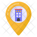 Hotel Navigation Hotel Location Hotel Placeholder Icon