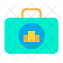 Baggag Luggage Bag Icon