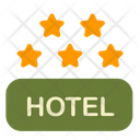 Hotel Rating Icon