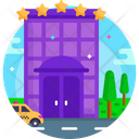 Hotel Review Icon