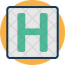 Hotel Sign Icon
